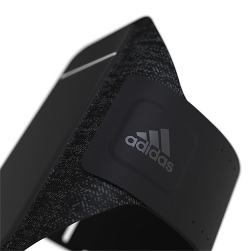 new concept 1114e c0a2c Adidas SP Sport armband iPhone 6/7/8 - Black | iStores - Apple ...