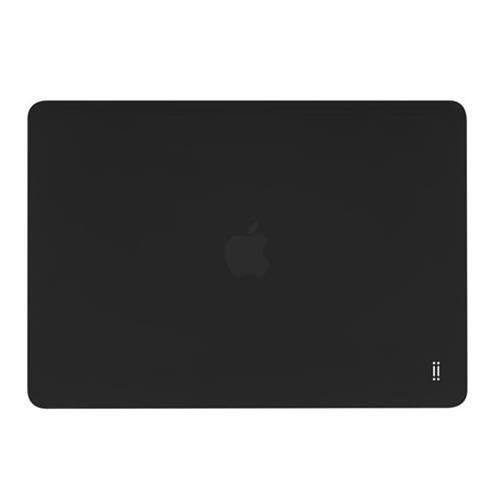 Aiino - Shell Glossy Cover for MacBook Air 13 Retina (2020) - Black