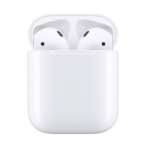 Apple AirPods with Charging Case (2019)