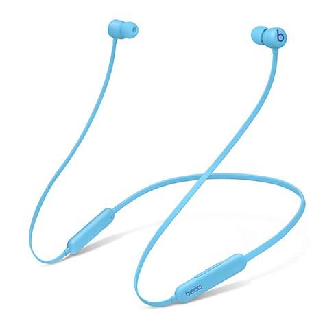 Apple Beats Flex – All-Day Wireless Earphones – Flame Blue slúchadlá