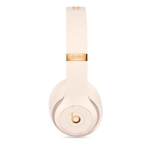 Apple Beats Studio3 Wireless Over-Ear Headphones - Porcelain Rose slúchadlá