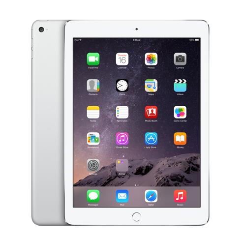 apple ipad air 2 16gb wi fi silver istores apple. Black Bedroom Furniture Sets. Home Design Ideas