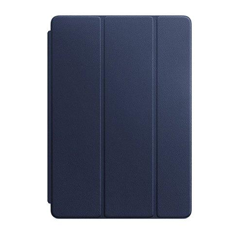 Apple iPad Leather Smart Cover for iPad (7th generation) and iPad Air (3rd generation) - Midnight Blue