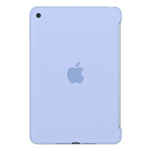 Apple iPad mini 4 Silicone Case - Lilac