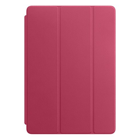 Apple iPad Pro Leather Smart Cover for 10.5-inch iPad Air /Pro - Pink Fuchsia