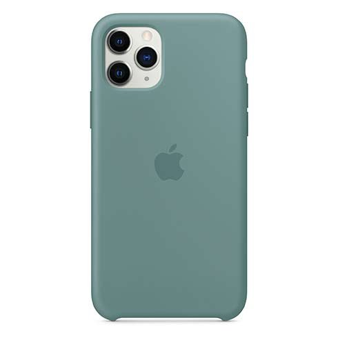 Apple iPhone 11 Pro Silicone Case - Cactus