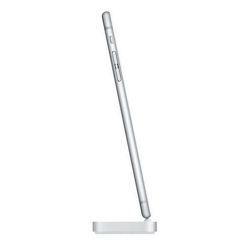 Apple iPhone Lightning Dock Space Silver