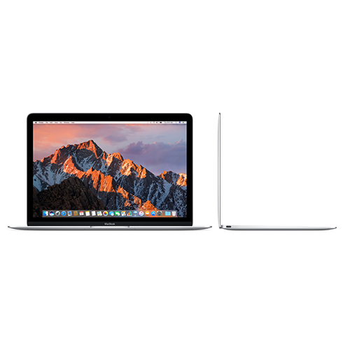 "Apple MacBook 12"" Retina Core M 1.2GHz/ 8GB/ 512GB/ Intel HD5300/ Silver"