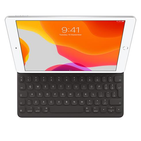 Apple Smart Keyboard for iPad (8/7th generation) and iPad Air (3rd generation) - International English
