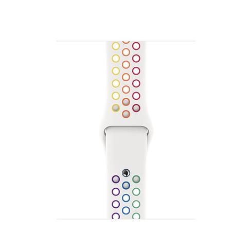 Apple Watch 40mm Pride Edition Nike Sport Band - Regular