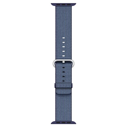 Apple Watch 42mm Midnight Blue Woven Nylon (eko-balenie) Rozbalený