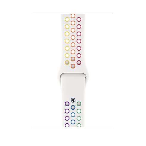 Apple Watch 44mm Pride Edition Nike Sport Band - Regular
