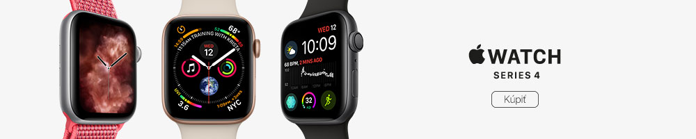 Apple Watch Series 4 už čoskoro