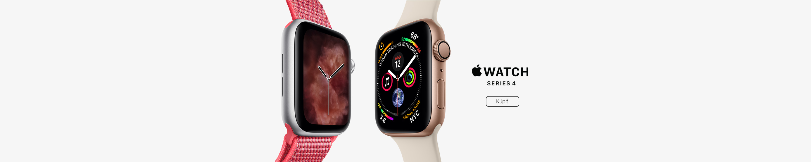 Apple Watch Series 4 už v predaji