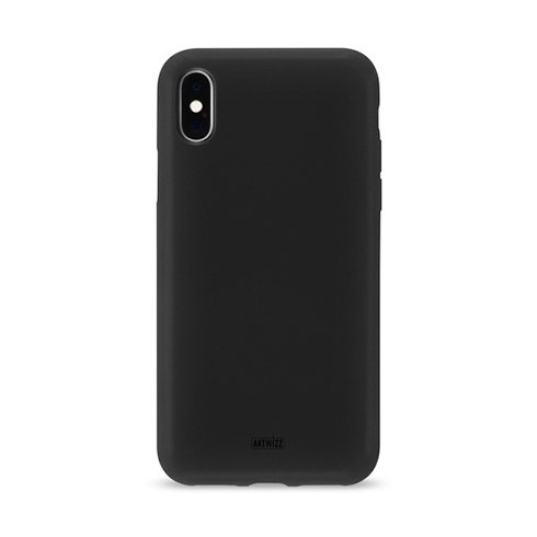 Artwizz kryt SiliconeCase pre iPhone X/XS - Black