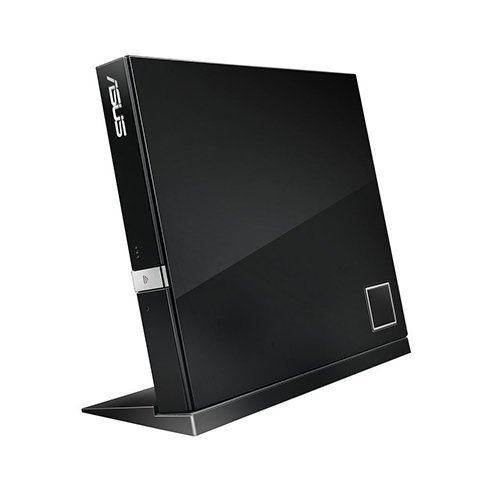 Asus externá slim mechanika BD-RW black