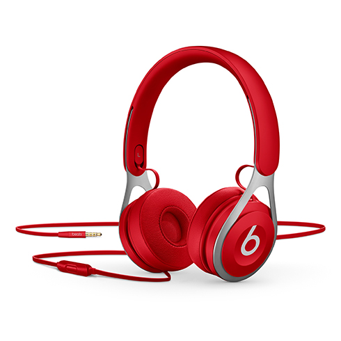 Beats EP On-Ear Headphones Red slúchadlá