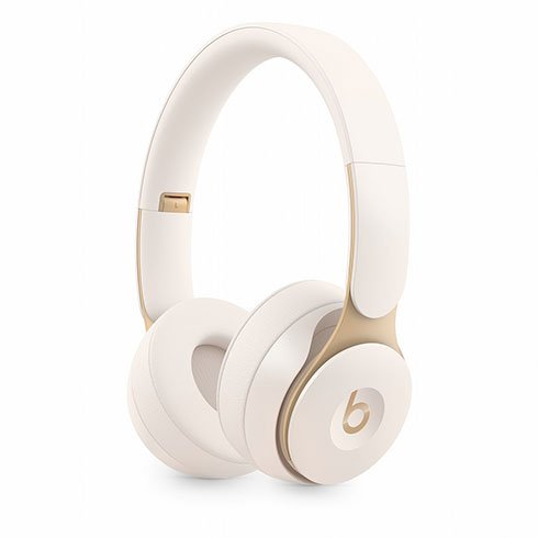 Beats Solo Pro Wireless Noise Cancelling Headphones - Ivory slúchadlá