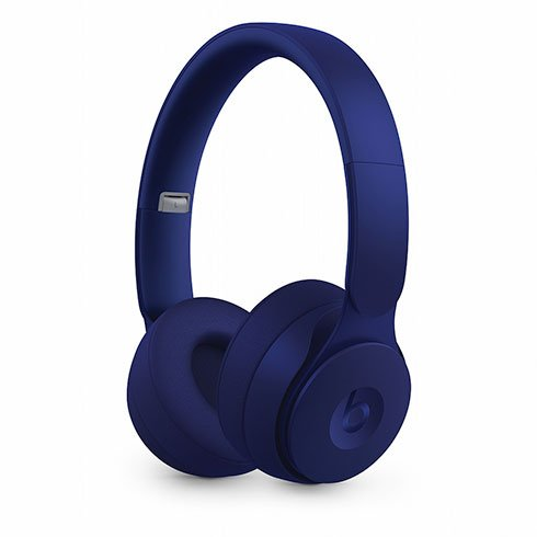 Beats Solo Pro Wireless Noise Cancelling Headphones - More Matte Collection - Dark Blue slúchadlá