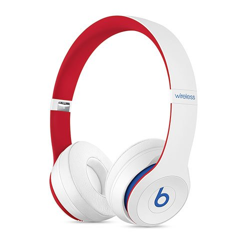 Beats Solo3 Wireless Headphones – Beats Club Collection – Club White slúchadlá