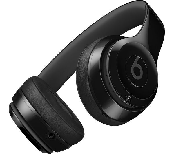 d2f819b84 Beats Solo3 Wireless On-Ear Headphones - Gloss Black slúchadlá ...