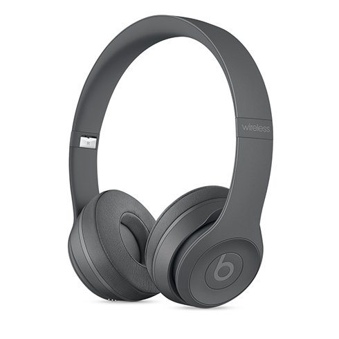 Beats Solo3 Wireless On-Ear Headphones - Neighbourhood Collection - Asphalt Gray slúchadlá *Vystavené*