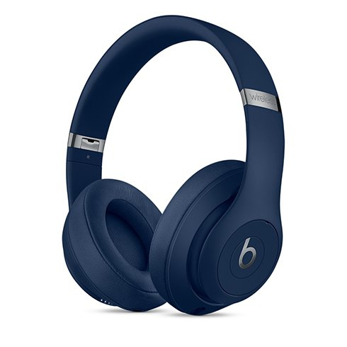 Beats Studio3 Wireless Over-Ear Headphones - Blue slúchadlá