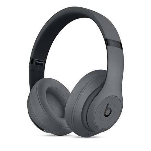 Beats Studio3 Wireless Over-Ear Headphones - Grey slúchadlá