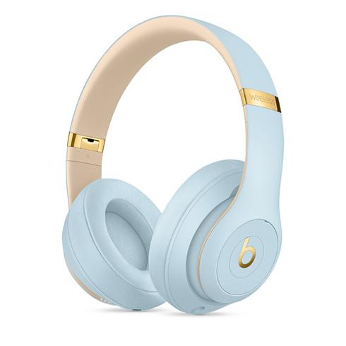 Beats Studio3 Wireless Over-Ear Headphones - Skyline Crystal Blue slúchadlá