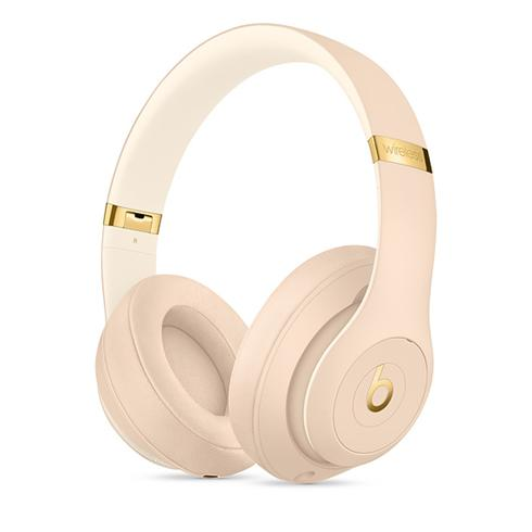 Beats Studio3 Wireless Over-Ear Headphones - Skyline Desert Sand slúchadlá