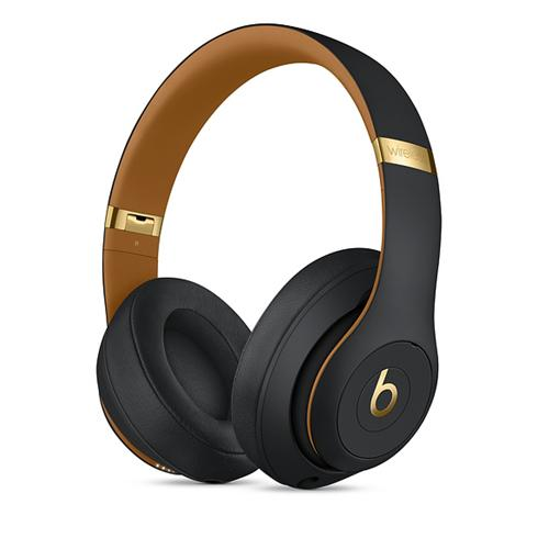 Beats Studio3 Wireless Over-Ear Headphones - Skyline Midnight Black slúchadlá