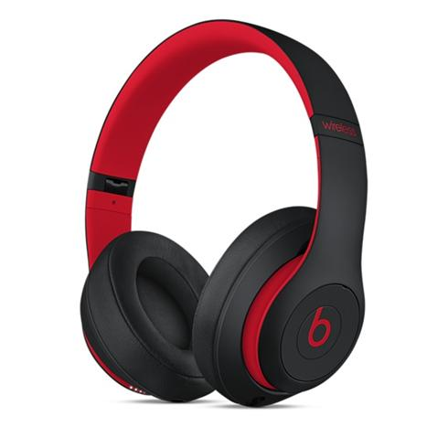 Beats Studio3 Wireless Over-Ear Headphones - The Beats Decade Collection - Defiant Black-Red slúchadlá