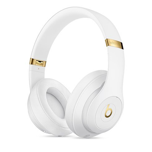 Beats Studio3 Wireless Over-Ear Headphones - White slúchadlá