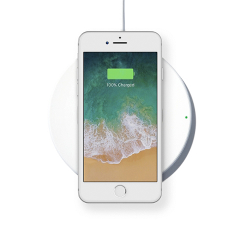 Belkin BOOST UP Wireless Charging Pad pre iPhone 8/XR/XS/XS Max - White