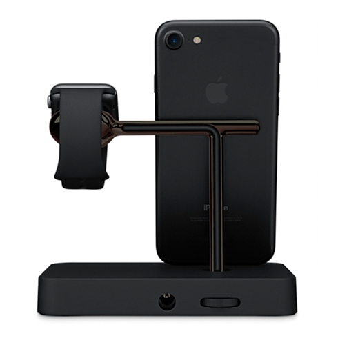 Belkin Valet Charge Dock pre Apple Watch/iPhone - Black