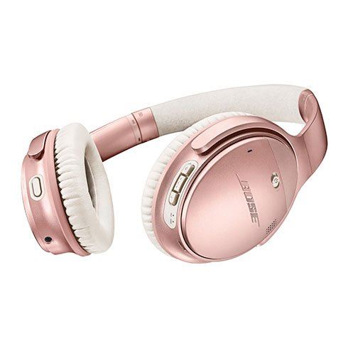 Bose QuietComfort 35 II Wireless Rose Gold slúchadlá