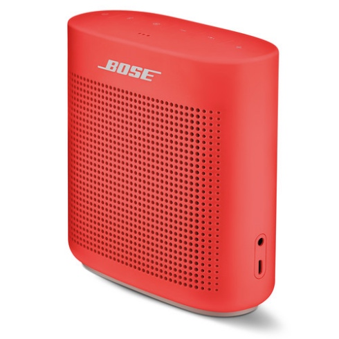 Bose SoundLink Colour BT II Coral Red reproduktor