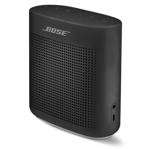 Bose SoundLink Colour BT II Soft Black reproduktor