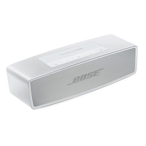 Bose SoundLink Mini II Special Edition Luxe Silver reproduktor