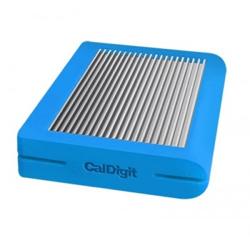 CalDigit ext. HDD 2 GB TUFF USB 3.1 Drive - Blue C
