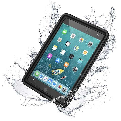Catalyst kryt Waterproof case pre iPad mini 5 2019 - Black