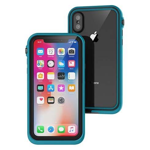 Catalyst kryt Waterproof case pre iPhone X - Stealth Black 4d1acbd2c85