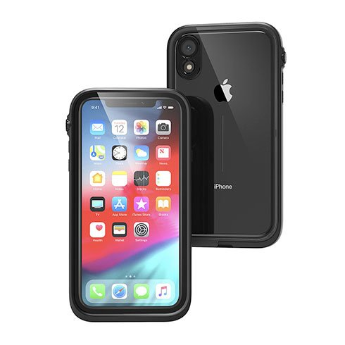 Catalyst kryt Waterproof case pre iPhone XR - Black