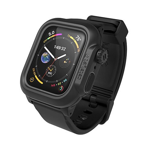 Catalyst puzdro Waterproof case pre Apple Watch Series 4/5 40mm - Stealth Black