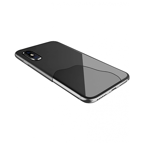 CellularLine ZERO pre Apple iPhone X/XS, clear, ultratenký zadný kryt