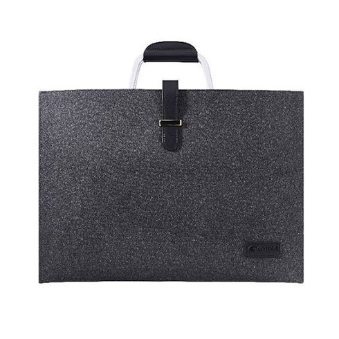 "Comma taška British Series pre Macbook Air 13"" - Black"
