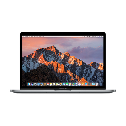 "CTO MacBook Pro 13"" Retina i5 2.3GHz 16GB 256GB Space Gray SK"