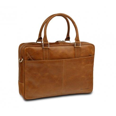 3a1c8323fbb dbramante1928 Kožená taška Rosenborg business do 14