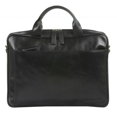 c5bf04a22d dbramante1928 Leather business bag Kronborg to 14