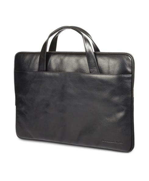 "dbramante1928 Leather case Silkeborg for PC, Macbook up to15"" black"